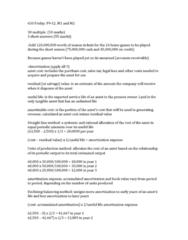 AFM102 Study Guide - Midterm Guide: Asset, Accounts Receivable