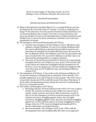 SOCIOL 2S06 Lecture Notes - Visible Minority, American Sociological Review, Alternative Media