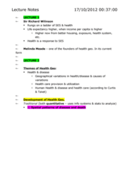 Geography 2430A/B Study Guide - Midterm Guide: Methyl Isocyanate, Hydrogen Cyanide, Odds Ratio
