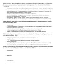 PSYC 1F90 Study Guide - Final Guide: Artificial Neural Network, Metanarrative, Gender Role