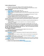 SOCA01H3 Chapter Notes - Chapter 3: Symbolic Interactionism, Benjamin Lee Whorf, Barbara Kruger