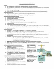 ecology-final-exam-notes