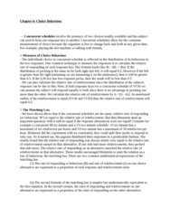 PSYC 2210 Chapter Notes - Chapter 6: Matching Law, Slot Machine, Self-Control