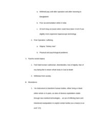 ANT 185 Study Guide - Laparoscopy, Symbolic Power, Dipping Tobacco