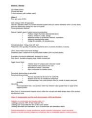 DES 127A Study Guide - Midterm Guide: Kraft Process, Baby Bottle, Biomimetics