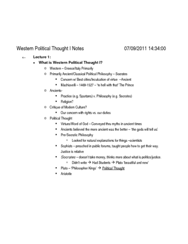 western-political-thought-i-notes-doc