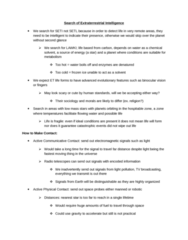 ASTR 101 Lecture Notes - Cray, Setl, Light Pollution