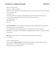 SOC 148 Lecture Notes - Collective Behavior, Cash Machine, Ascribed Status