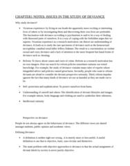 SOC211H5 Chapter Notes - Chapter 1: Jeffrey Dahmer, Necrophilia, Romantic Hero