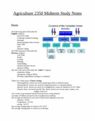 AGR 2350 Study Guide - Midterm Guide: Glycogen, Milk Fever, Ketosis