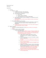 BIOL107 Lecture Notes - Lecture 7: Transposable Element, Human Genome, Pyrimidine