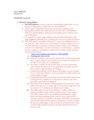 BIOL107 Lecture Notes - Lecture 11: Genetic Counseling, Zygosity, Consanguinity