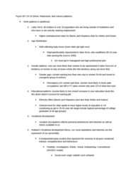 PSYC 357 Chapter Notes -Cognitive Evaluation Theory, Psych, Negative Affectivity