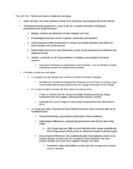 PSYC 357 Chapter Notes -Dcf Interframe Space, Ontogeny, Biopsychosocial Model