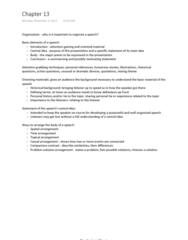 Chapter 13 and Personal Brand - Organizing a speech.pdf