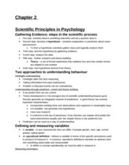PSYC 1000 Study Guide - Demand Characteristics, Confounding, External Validity