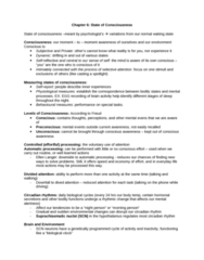 PSYC 1000 Study Guide - Fantasy Prone Personality, Hallucinogen, Physical Dependence