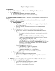 ADM3123 Lecture Notes - Counterclaim