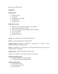 BIOL 1001 Study Guide - Midterm Guide: Amylase, Spectrin, Enzyme