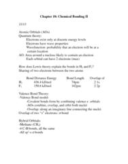 CHEM 1320 Study Guide - Ethane