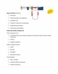 ES 300 Study Guide - Midterm Guide: Delayed Onset Muscle Soreness, Pectus Excavatum, Coronary Artery Disease