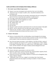 POL 3115 Lecture Notes - Nations Of Nineteen Eighty-Four, Inter-Parliamentary Union