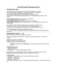 ES 330 Study Guide - Midterm Guide: Inotrope, Longitudinal Study, Macrophage