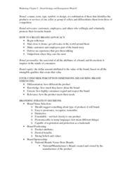 Chapter 9 - Brand Strategy and Management.docx