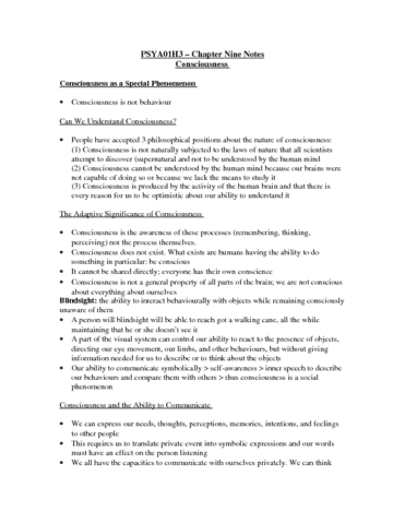 psya01h3-chapter-9-notes-doc