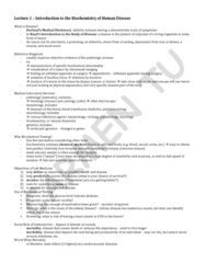 LMP299Y1 Study Guide - Midterm Guide: Infection, Leukocytosis, Hypercholesterolemia