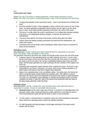 COMMERCE 3FA3 Lecture 22: 22.docx