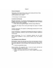 AN101 Study Guide - Final Guide: Hawaiian Crow, Exogamy, Wirikuta