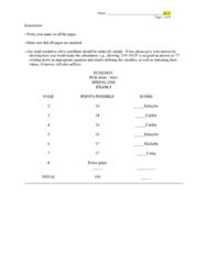 PCB 4043C Study Guide - Midterm Guide: Insular Biogeography, Niche Differentiation, Capybara