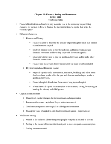 econ-1010-textbook-notes-chapter-23-docx
