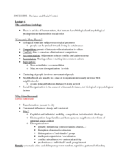 SOC211H5 Lecture Notes - Acculturation