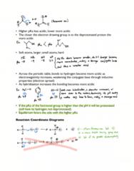 CHEM 236 Lecture Notes - Lecture 4: Conjugate Acid, Acid Dissociation Constant, Electronegativity
