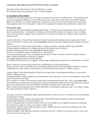 Astronomy 2021A/B Chapter Notes - Chapter 6: Archaea