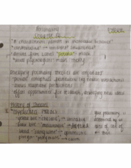 PSY 205 Lecture Notes - Wasn, Martha Bernays, Ope