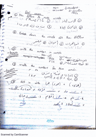 arabic-final-exam-review-notes-pdf