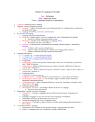 PSYC 1001 Chapter Notes - Chapter 8: New Culture Movement, Kanzi, Sound Card