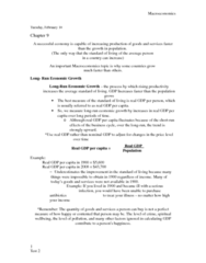 ECON 2010 Study Guide - Midterm Guide: Business Cycle, Consumption Function, Investment