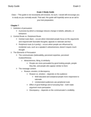 PSYC 2040 Study Guide - Midterm Guide: Influence Of Mass Media, Deindividuation, Groupthink