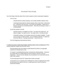 E 405 Lecture Notes - Kurzweil K2000