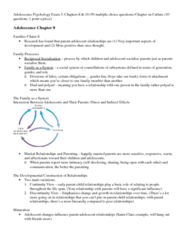 PSYC 2078 Study Guide - Midterm Guide: Examu, Overdiagnosis, Occupational Outlook Handbook