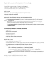 BIOL 1002 Study Guide - Midterm Guide: Multivibrator, Blood Vessel, Negative Feedback