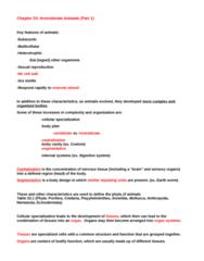 BIOL 1002 Study Guide - Midterm Guide: Nematode, Annelid, Mollusca