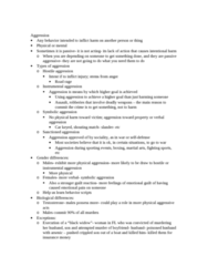 PSYC 2040 Study Guide - Midterm Guide: Social Learning Theory, Helping Behavior, Show People