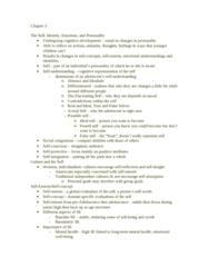 PSYC 2078 Study Guide - Midterm Guide: Karen Horney, Gender Role, Hypoactive Sexual Desire Disorder