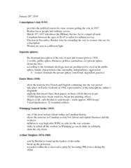 HIST 1300 Lecture Notes - Liquor Control Board Of Ontario