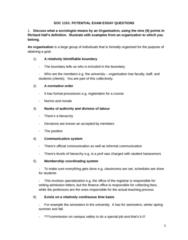 SOC 1101 Study Guide - Final Guide: Domestic Violence, Social Change, Countermovement